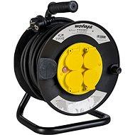 WowME hosszabbító vezeték dobon 25 m IP44 16 A/3680 W - Hosszabbító kábel