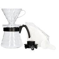 Hario V60 Craft kávéfőző, készlet (kávéfőző+kanna+szűrők) - Dripper