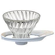 Hario üveg csepegtető V60-01 - Filteres kávéfőző