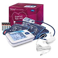 Hartmann Veroval® Duo Control felkaros vérnyomásmérő ajándékcsomag - Vérnyomásmérő