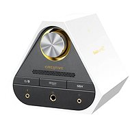 Creative Sound Blaster X7 White - Limited Edition - Külső hangkártya