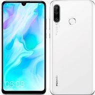 Huawei P30 Lite - fehér színátmenet - Mobiltelefon