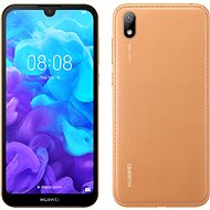 Huawei Y5 (2019) - barna - Mobiltelefon
