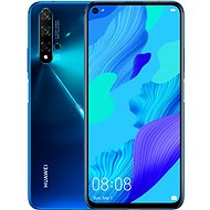 HUAWEI nova 5T kék - Mobiltelefon