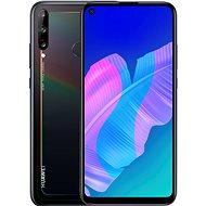 Huawei P40 Lite E fekete - Mobiltelefon