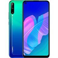 Huawei P40 Lite E színátmenetes kék - Mobiltelefon