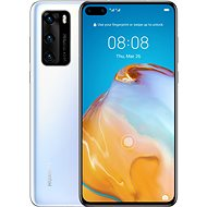 Huawei P40 fehér - Mobiltelefon