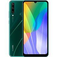 Huawei Y6p - zöld - Mobiltelefon