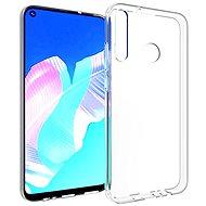Mobiltelefon hátlap Hishell TPU a Huawei P40 Lite E számára átlátszó - Kryt na mobil