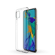 Hishell TPU Huawei P40 Lite-hez tiszta - Mobiltelefon hátlap