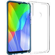 Hishell TPU a Huawei Y6p készülékhez átlátszó - Mobiltelefon hátlap