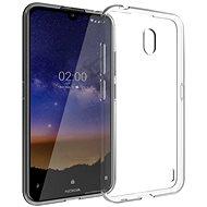Hishell TPU Nokia 2.2-hez átlátszó - Mobiltelefon hátlap