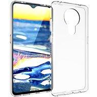 Hishell TPU Nokia 5.3-hoz átlátszó - Mobiltelefon hátlap