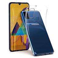Hishell TPU a Samsung Galaxy M21 készülékhez, átlátszó - Mobiltelefon hátlap