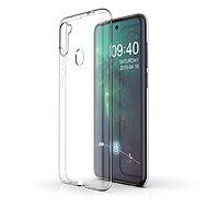 Hishell TPU a Samsung Galaxy M11 készülékre, áttetsző - Mobiltelefon hátlap