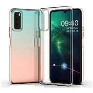 Hishell TPU - Huawei P Smart 2021 áttetsző - Mobiltelefon hátlap