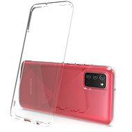 Hishell TPU a Samsung Galaxy A02s készülékhez átlátszó - Mobiltelefon hátlap