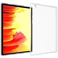 Hishell TPU a Samsung Galaxy Tab A7 10.4 készülékhez átlátszó - Tablet tok