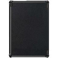 Hishell Protective Flip Cover Lenovo TAB M10 10.1 készülékhez fekete