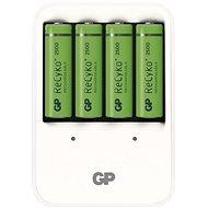 GP PB420 + 4AA 2500 - Töltő
