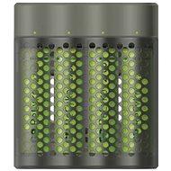 GP Speed M451 + 4 × AA ReCyko 2700 - Akkumulátortöltő