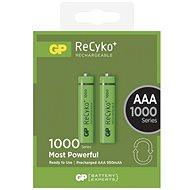 GP ReCyko 1000 (AAA) 2ks - Akkumulátor