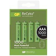 GP ReCyko 1000 (AAA) 4ks - Akkumulátor