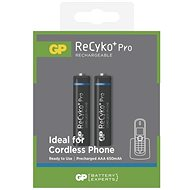 GP ReCyko Pro Cordless (AAA) 650mAh 2 db - Akkumulátor