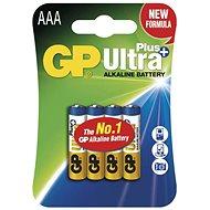 GP Ultra Plus Alkaline LR6 (AA) 4 db - Eldobható elem