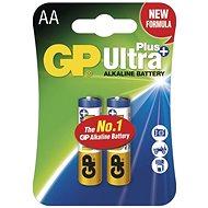 GP Ultra Plus LR6 (AA) 2 db bliszter - Eldobható elem