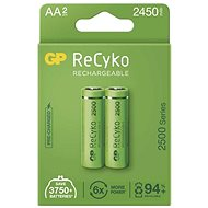 GP ReCyko 2500 AA (HR6), 2 db - Akkumulátor