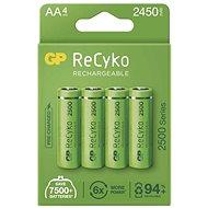 GP ReCyko 2500 AA (HR6), 4 db - Akkumulátor