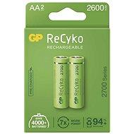 GP ReCyko 2700 AA (HR6), 2 db - Akkumulátor