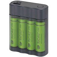 GP Charge AnyWay 2in1 3400mAh, szürke - Akkumulátortöltő