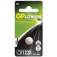 GP CR1220 1 db - Eldobható elem