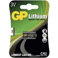 GP CR2, lítium, 1 db a buborékcsomagolásban - Eldobható elem