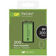 GP ReCyko 9V 200mAh 1 db - Akkumulátor