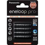 Panasonic eneloop pro AAA 930mAh NiMH 4db - Akkumulátor