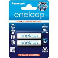 Panasonic eneloop AA 1900mAh 2db - Akkumulátor