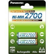 Panasonic eneloop NiMH AA 2700mAh 2db - Akkumulátor