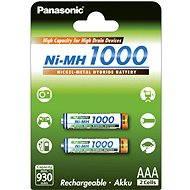 Panasonic NiMH AAA 930mAh 2db - Akkumulátor