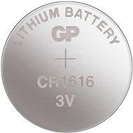 GP lítium gombelem GP CR1616 - Knoflíková baterie