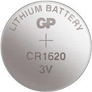 GP lítium gombelem GP CR1620 - Knoflíková baterie