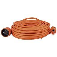 Hosszabbító kábel Emos hosszabbító kábel 25 m, narancssárga - Prodlužovací kabel