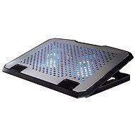 Hama notebook hűtőállvány, ezüst - Laptophűtő