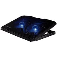 Hama notebook hűtő, fekete - Laptophűtő
