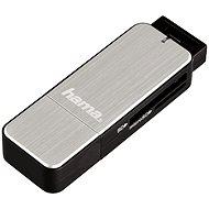 Hama USB 3.0 ezüst - Kártyaolvasó