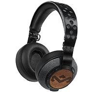 House of Marley Liberate XLBT - éjfél - Bluetooth fejhallgató
