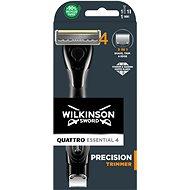 WILKINSON Quattro Titanium Precision + 1 db pótfej