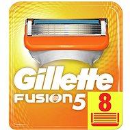 Férfi borotvabetét GILLETTE Fusion 8 db - Pánské náhradní hlavice